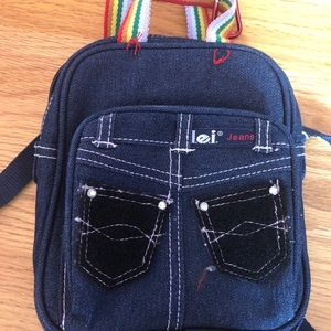 Lei Jeans Mini Backpack